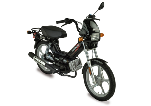 Sample Scooter Number Six